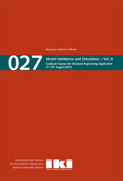 Model Validation and Simulation - Vol. II