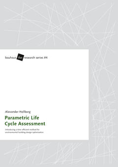 Parametric Life Cycle Assessment